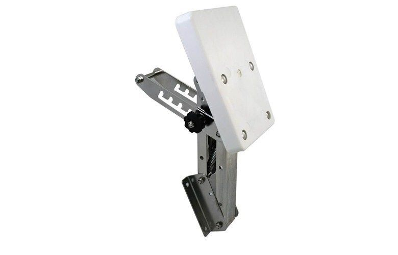 Outboard Motor Bracket Stainless Steel suits 5HP Engines