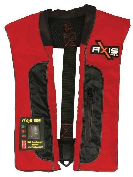 MK2 Offshore Pro 150 Manual Inflatable Jackets