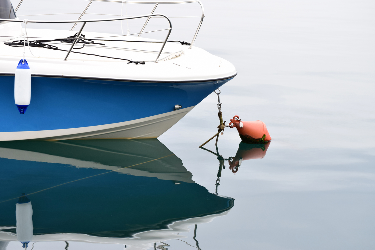 Choosing the Best Anchor for your Boat