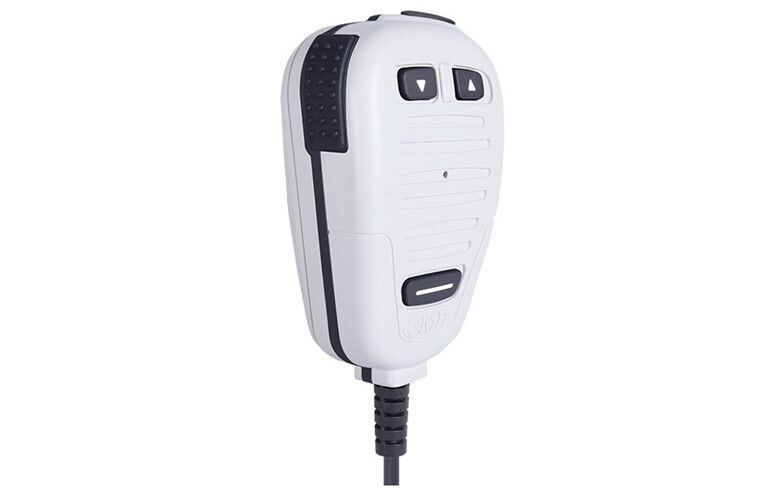 Microphone to suit GX400/700 GME Radios - White