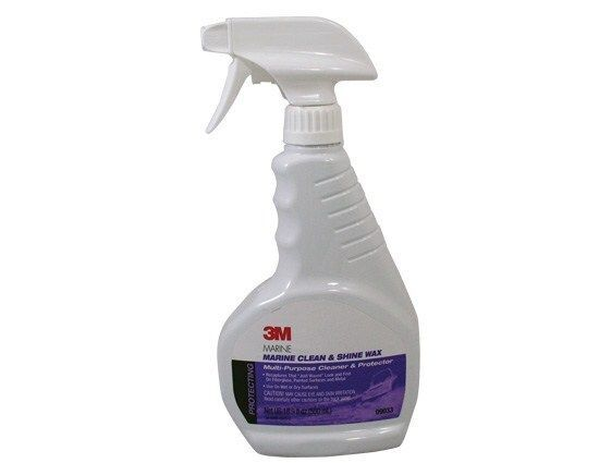 3M Marine Clean and Shine Wax 500mL