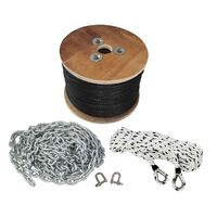 Bell Marine HI SPEC 3000 Rope and Chain Kit 200mtrs