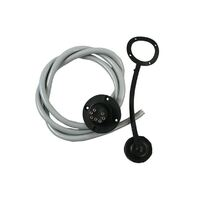 HRC 1002 Wired Socket with Cap and Gasket