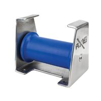 Bow Roller 4-Inch Stainless Steel - 110x85mm