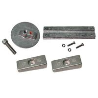 Mercury Verado 4 and Optimax Complete Anode Kit