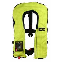 Commercial 200 AUTO Inflatable Jacket Hi-Viz Yellow