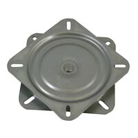 Seat Swivel - 7-inch Stainless Steel
