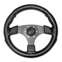 Steering Wheel Kappa 3Spoke 350mm