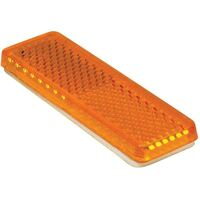 Trailer Lights Reflector 20x70mm Amber