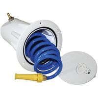 HoseCoil System - Flush Mount