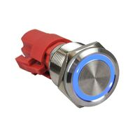 LED Switch Waterproof Push Button