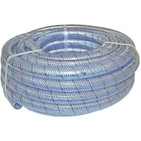 Clear Multi-Purpose Hose 1m