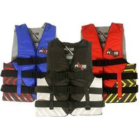 Nylon Life Jacket Vests Level 50S Adults Sizes