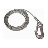 Winch Wire & Snap Hook