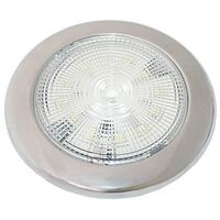 LED Interior Lights Slimline Stainless Steel 12v