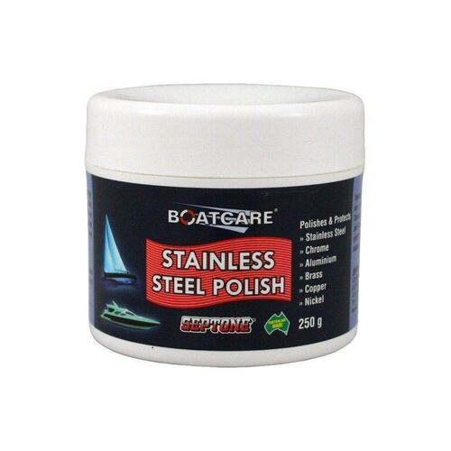 Stainless Steel Polish 250g