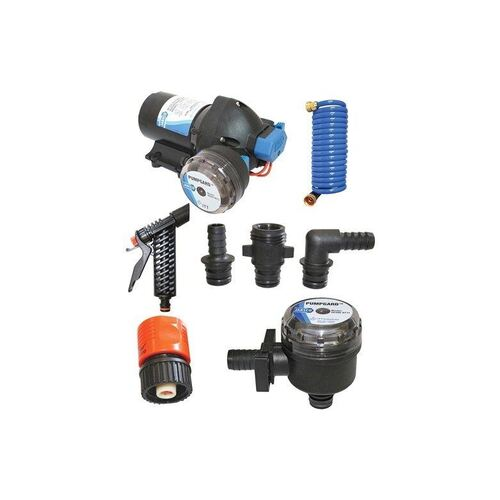 Deck Washdown Kit 4GPM & Hose